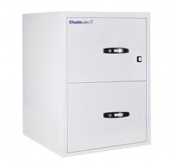 Chubbsafes-FIRE1H FILE 25-FF25 2 DRAWER - Fire Resistant Filing Cabinets