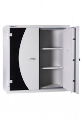 Chubbsafes-DOCUMENT CABINET-DPC-400W-K - Fire Resistant Document Safes