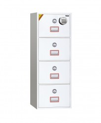 Guardall-Filing Cabinet-GDF-4000 - Fire Resistant Filing Cabinets