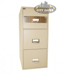 Chubb-FILE350b-CFIL3D-2H - Fire Resistant Filing Cabinets