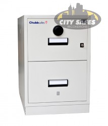 Chubb-SURVIVAFILE-SFIL2D-2H - Fire Resistant Filing Cabinets