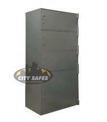 CMI-BANK CABINET-BKCAB-1500-4comp