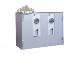 CMI-DOUBLE DOOR PLATE-DDPLAT-660-D - Home Safes