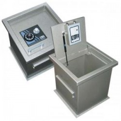 CMI-COLLECTOR TDR-COLTDR-C - In Floor Safes