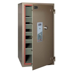 CMI-RECORDSAFE-DOUBLE DOOR-72-D - Fire Resistant Document Safes