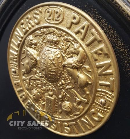Milner-VINTAGE-VINT-660-K - Heritage & Vintage Safes | City Safes